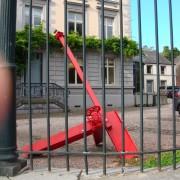 Belgium #2 - Belgian crisis                                     L : 110,2 in                                  w:  78,7 in                                  H : 55,1 in