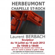 Affiche exposition Herbeumont