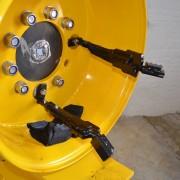 Metamation #3 - Le travail à la mine                                     L : 162 cm                                  l:  116 cm                                  H : 170 cm                                  P: 350 kg